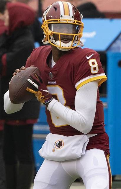 Johnson Josh Quarterback Football Washington Team Redskins