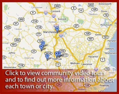 Relocating View Southern New Hampshire Community Videos