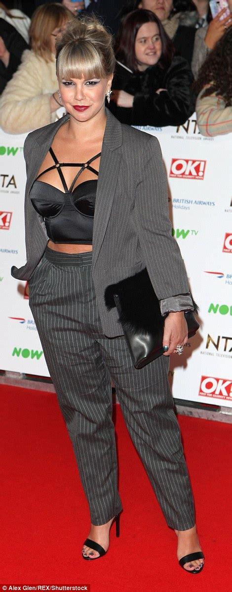 jessica actress hollyoaks national television awards red carpet fashion fails