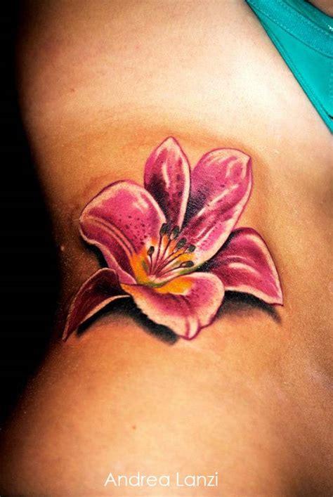 Tattoo Graphique Fleur Printablehd