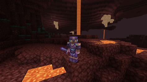 Indevs Better Netherite Minecraft Pe Texture Packs