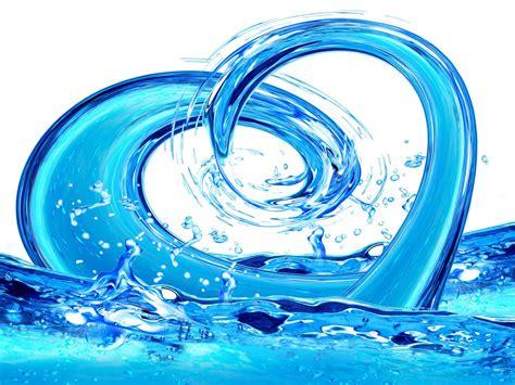 water heart wallpaper allwallpaperin  pc en