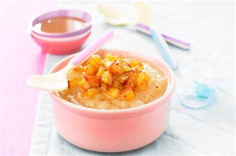 cuisiner pour bébé quelles recettes de petits pots pour bébé de de 18 mois