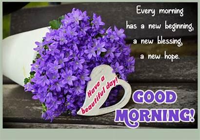 Hope Morning Beginning Greeting Cards Card Greetings