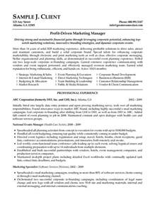 resume objective part time job marketing manager resume