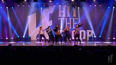 hit the floor no stop undercontrol hit the floor dance competition gatineau 2016 youtube