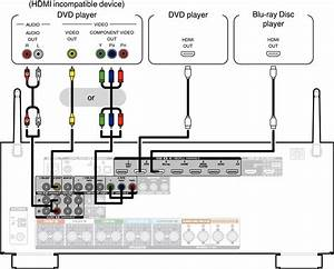 Jvc Av 20fd24 Tv Dvdbo Schematic Diagram Manual