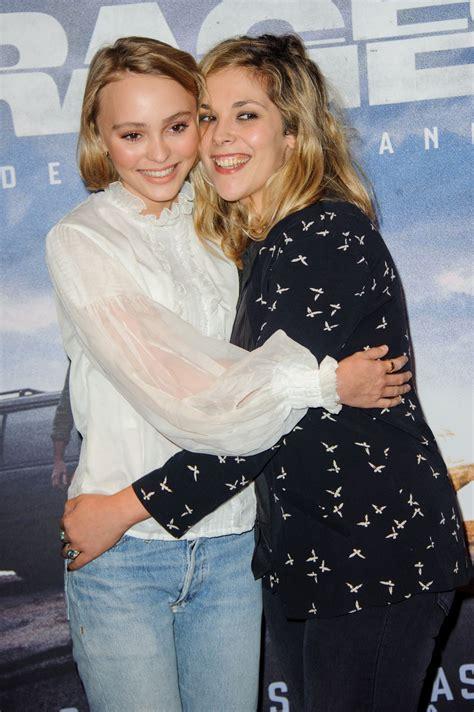 Lily-Rose Depp - 'Enrages' Premiere in Paris • CelebMafia