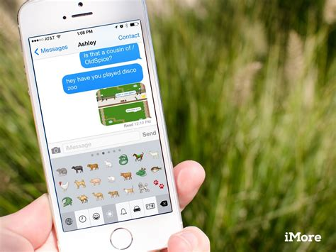 how to enable emojis on iphone how to use emoji on your iphone or imore