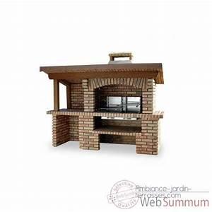 barbecues palesset forge adour dans cuisine d39ete With modele de barbecue exterieur