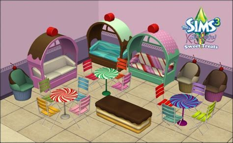 Sweet Treats Furniture S3 to S2 conversions   More