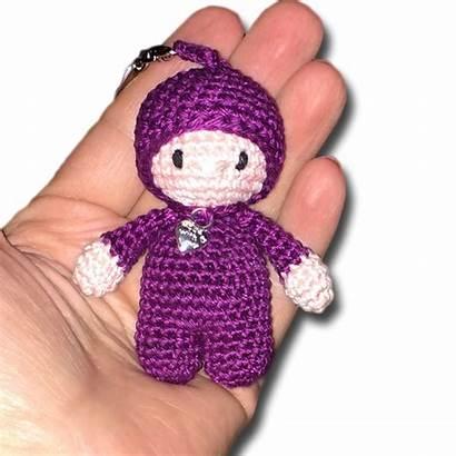 Ravelry Pattern Chain Doll Cuddly Key Zhaya