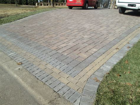 paver driveway radiant heat contractor minneapolis mn