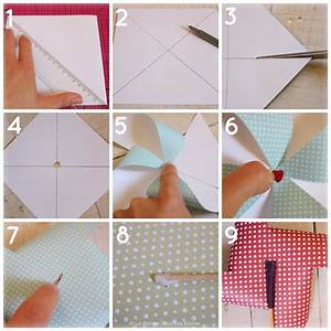 Comment Faire Des Choses En Papier : tuto origami moulin a vent ~ Zukunftsfamilie.com Idées de Décoration