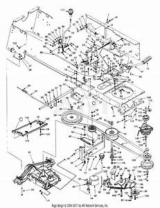 Mtd 14ai849h131  1999  Parts Diagram For Drive  Pto Clutch