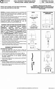 Commercial Electric Cer4742awh30 Instructions    Assembly