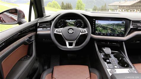 volkswagen touareg atmosphere interior hd