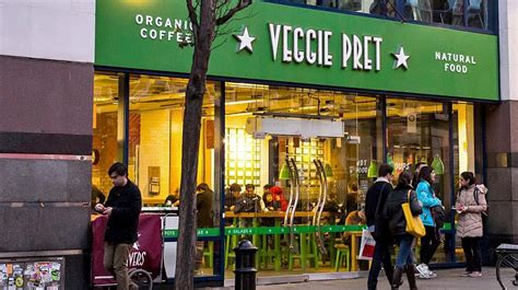 Pret A Manger Is Opening 2 New Veggie Prets Tomorrow ...