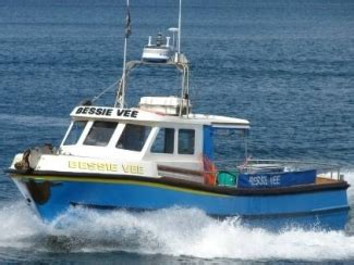 Boat Transport Cornwall by Bessie Vee Charters Boat Charter In Mevagissey Cornwall