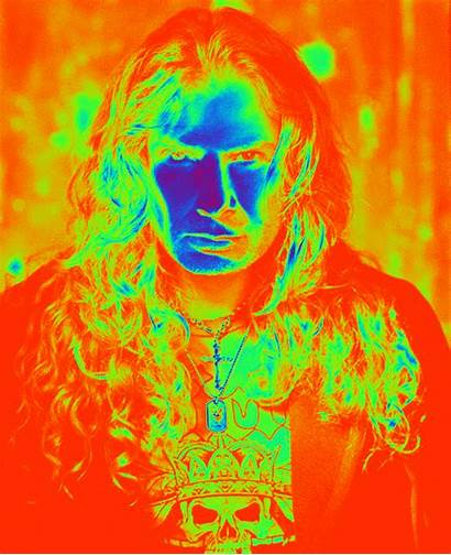 Dave Mustaine Gifs Trippy Steve Famous