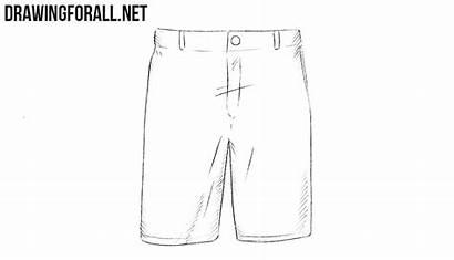 Shorts Draw Drawing Clothing Drawingforall Ayvazyan Stepan