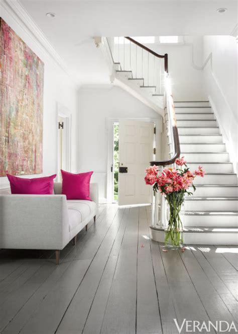 foyer  walls painted  benjamin moore seapearl