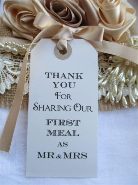 sharing   meal    napkin