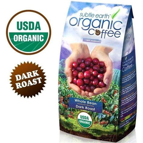 Specialty coffee growers and roasters. Subtle Earth Organic Dark Roast Whole Bean Coffee 2LB - Walmart.com - Walmart.com