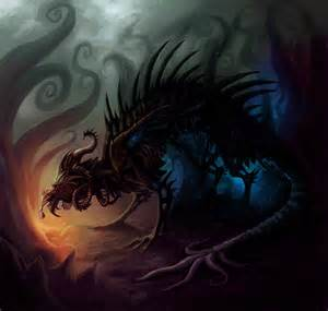 Dark Fire Dragon