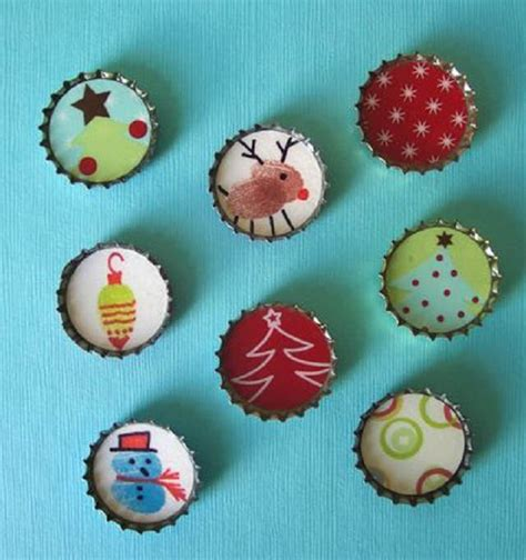 21 creative craft ideas for the family celebration all about - Christmas Crafts Ideas