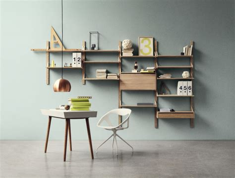 Home Wall Shelves by Modern Wall Mounted Shelves In Wall Mounted Shelf Desk