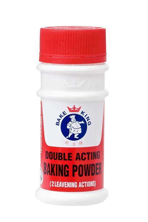 Bake King Double Action Baking Powder   Bake King Singapore