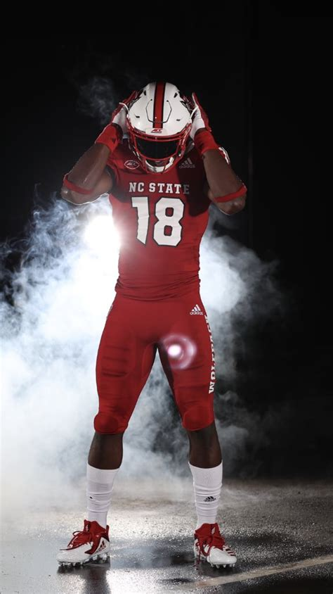nc state unveils   football uniforms pack insider