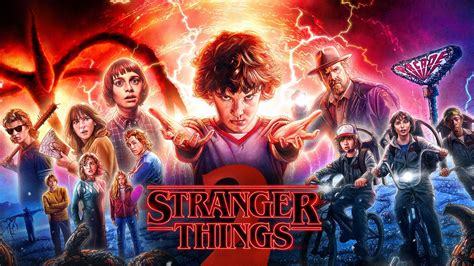 Stranger Things Fondo de pantalla HD | Fondo de Escritorio ...