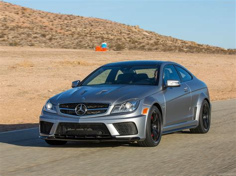 Shortly after driving the new c63 amg black series at its laguna seca press launch—nine hot laps only, and street driving witness the monster the doctor has birthed: Mercedes-Benz C63 AMG Coupe Black Series (2012) - picture 50 of 177