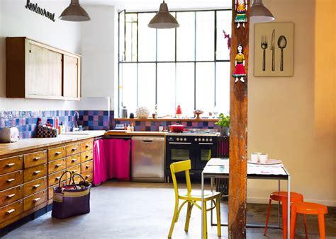 am駭agement meuble cuisine 10 inspirations pour une cuisine industrielle