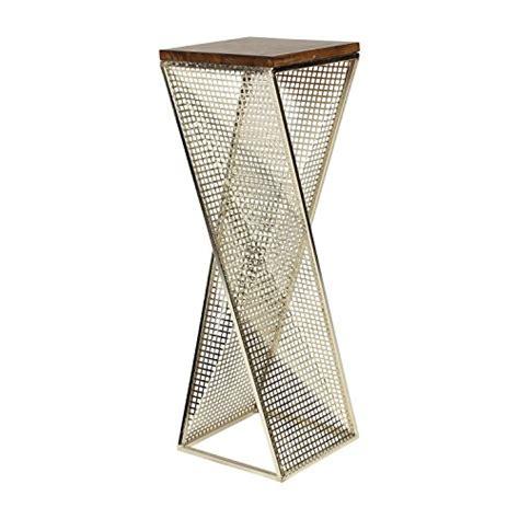 compare price modern pedestal plant stand