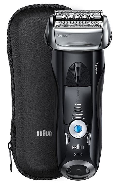 braun series   mens electric foil shaver review great deal