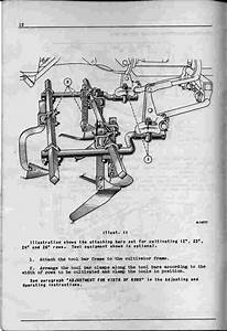 Farmall A Cultivator Diagram