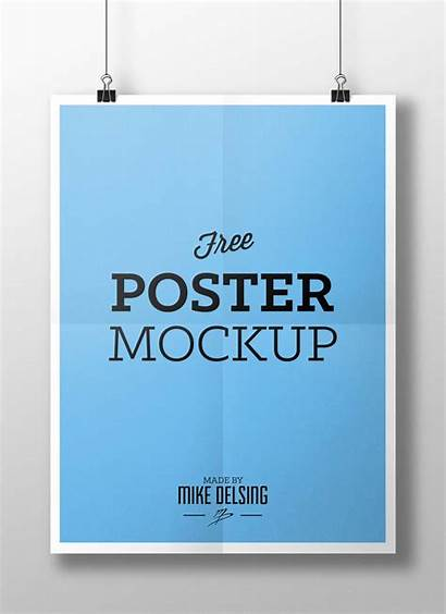 Mockup Poster Posters Mockups Affiches Gratuits Gratuit
