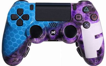 Controller Fortnite Ps4 Playstation Custom Controllers Mods