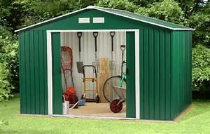 Gartenhaus Farbe Bilder : 25 tolle fotos von gartenhaus aus metall ~ Lizthompson.info Haus und Dekorationen