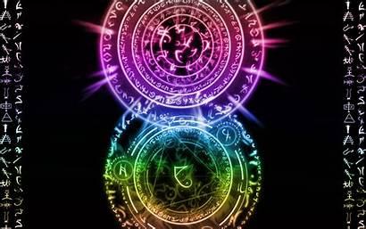 Runes Rainbow Wallpapers Cool Background Deviantart Ancient