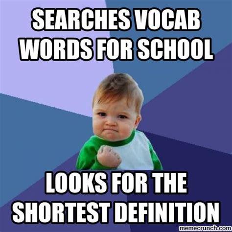 Vocabulary Meme - vocabulary meme ideal vistalist co