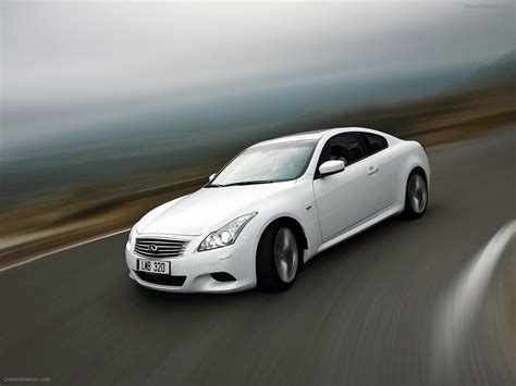 Infiniti G37s Coupe Exotic Car Image 04 Of 30 Diesel