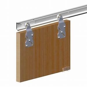 Systeme Fermeture Porte Coulissante : photo syst me porte coulissante saturn pour 1 porte de ~ Edinachiropracticcenter.com Idées de Décoration