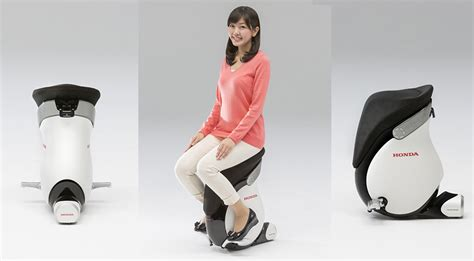 Motorized Wheel Chair by Move Aside Segway Honda S Uni Cub Could Make Walking A