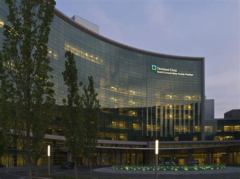 cleveland clinic hospitals oh building ohio miller heart health vascular plans ongoing clevelandclinic lead rich doctor patients institute fiercehealthcare accelerator