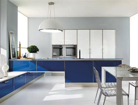cuisine design allemande les nouvelles cuisines bleues 2012 inspiration cuisine