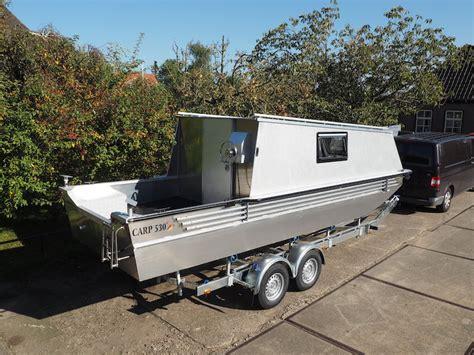 Aluminium Boot Carp by Arynboats Nl Carp 530 Hardtop